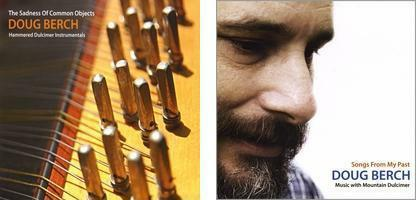 Doug Berch Dulcimer and Hammered Dulcimer Recordings