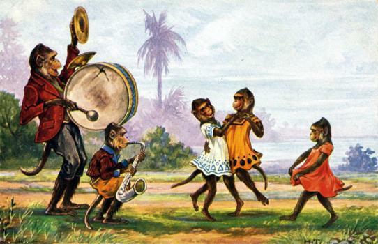 monkey-party