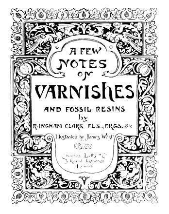 a few notes about varnish