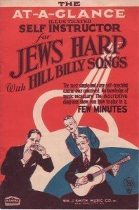 Jews Harp Instructor cover