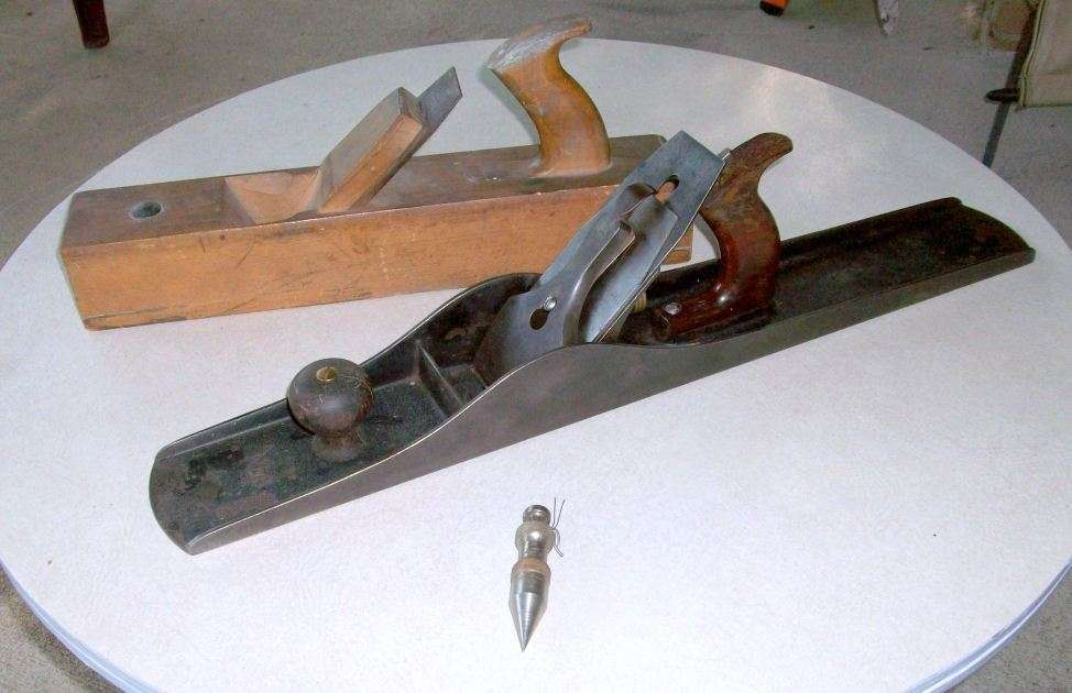 Implements of Vintage Tool Aqusition Therapy