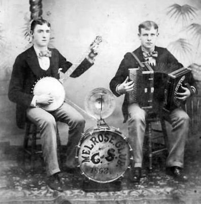 Melrose Club - 1893