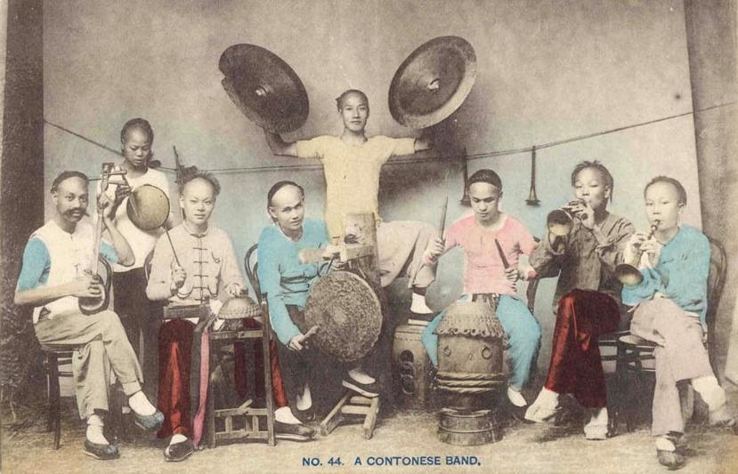 NO. 44. - A Contonese Band