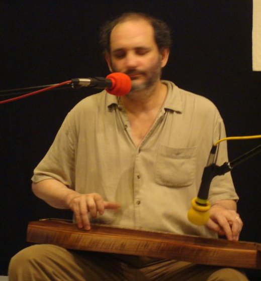 Doug Berch - Dulcimer Maker, Dulcimer Player