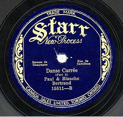 "Paul Bertrand Playing ""Danse Carree"" Hammered Dulcimer (1928)"