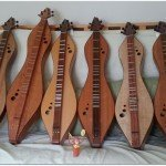Free monkey with every dulcimer 150x150 When Dulcimer Making Takes Over The House