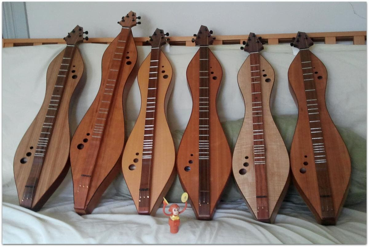 Free monkey with every dulcimer!