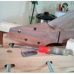 Im tired of lying on my side. Can I get up now 150x150 Still Life In A Dulcimer Makers Shop #5