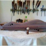 A Dulcimer Ready For A Shave 150x150 Still Life In A Dulcimer Makers Shop #5