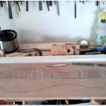 Shaping up a dulcimer shape 150x150 Before I Start On The Next Run Of Dulcimers...