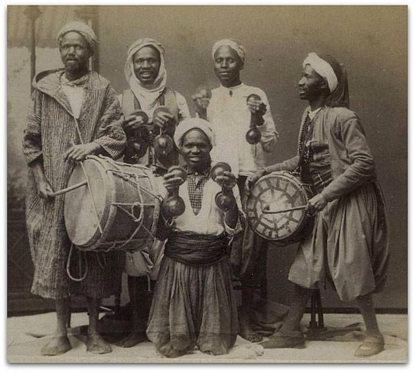 Gnawa Musicians