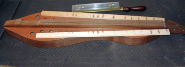 cutting fret slots