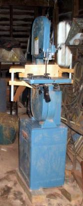 bandsaw resaw setup